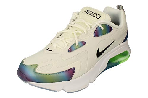 Nike Air MAX 200 20, Zapatillas Deportivas para Hombre, Blanco