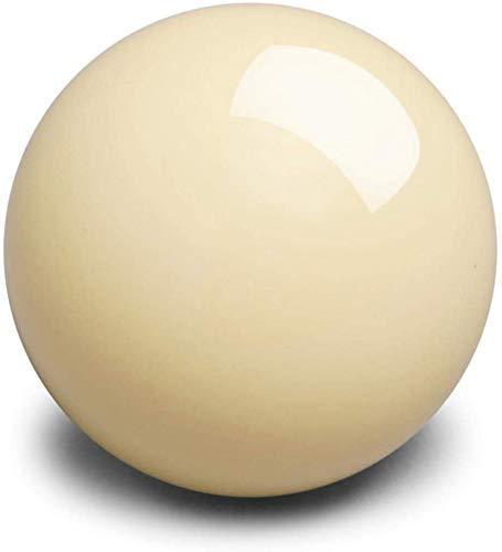 BILLARES Y DARDOS CAMARA Bola de Billar Blanca para Juego de Bolas de Billar Americano, Bola Billar Blanca (57mm)