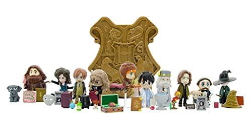 Famosa - Cápsulas Mágicas Harry Potter Serie 2, regalo capsula misteriosa con un muñeco y accesorios; personajes escenas películas harry potter, como hermione o ron, modelo aleatorio, (700016070)