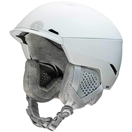 Rossignol Alta Impacts Casco de esquí/Snow, Adultos Unisex, White, Medium