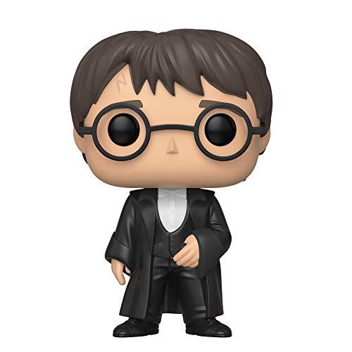 Funko - Pop! Harry Potter S7 - Harry Potter (Yule) Figura Coleccionable, Multicolor (42608)