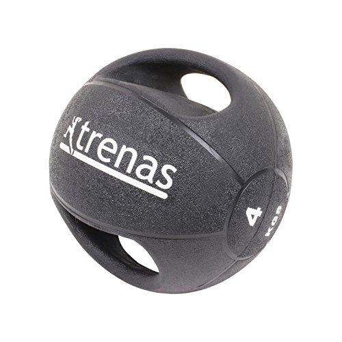 trenas Pro Balón Medicinal con Asas – 4 kg