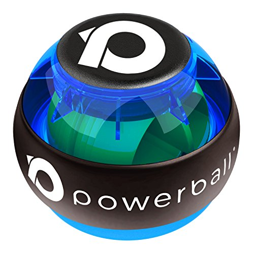 Powerball 280Hz Classic Bola Giroscópica de Ejercicio - Refuerza el Agarre y Alivia el Dolor de Brazos y del Muñecas