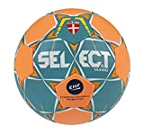 SELECT Mundo–Balón de Balonmano, Color türkis/Orange, tamaño 3