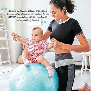 como elegir pelota pilates embarazo
